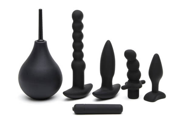 Different types of Indian Anal sex toys?